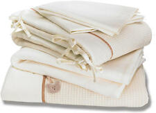 Izziwotnot COT BED LUXURY 5 PIECE BEDDING BALE SET Gift Quilt/Blanket Baby - New