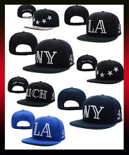 40 OZ NYC Snapback Hats One Size Fits All