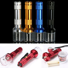 Aluminum Electrical Grinder Crusher Herb Tobacco Muller Cigarette Smoke Crushers