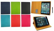 "Universal Exective Wallet Case Cover fits Vodafone Tab Prime 6 Tablet 9.6"" Inch"