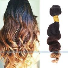 Brazilian Ombre Remy Loose Wave Weave 100% Human Hair Extensions Best quality
