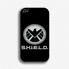 case for Agents of SHIELD Badge Iphone 4/5/5c/6/6+ SamsungGalaxyS3/4/5 Mini HTC