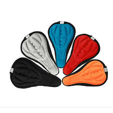 Perfect Mountain Bike Saddle Seat Bicycle Soft Seat Pad For Bicycle Seat Pad