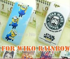 COVER CASE WIKO RAINBOW, 8 FANTASIE