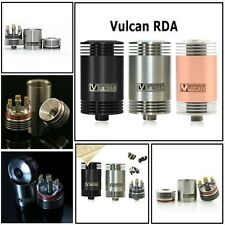 VULCAN R D A REBUILDABLE DRIP STAINLESS BLACK COLORS VLS CLONE NEW