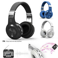 Bluedio H+ Plus Wireless Stereo Bluetooth 4.1 HiFi Headset Headphones FM SD MIC