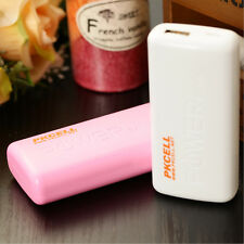 1X 4400mAh Portable External Battery Charger Power Bank for Cell Phone PKCELL CA
