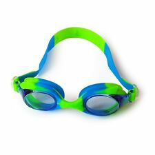 Unisex Kids Swimming Goggles UV Protection Anti-fog Swim Glasses Adjustable +Box