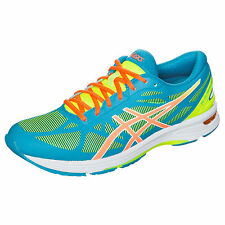 Asics Gel-DS Trainer 20 Laufschuh Herren blau / lime / orange NEU