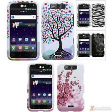 For LG LS840(Viper) MS840(Connect 4G) Hard Case Cover Various Image Design