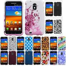 For SAMSUNG R760(Galaxy S II) D710(Epic 4G Touch) Hard Case Cover Various Image