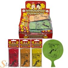 Whoopee Whoopie Chusion Toy Fart Joke Prank Kids Childrens Party Bag Filler Toys