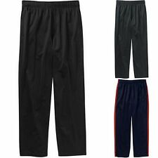 STARTER BIG MENS TRACK PANTS LOUNGE ELASTIC WAIST WITH DRAWSTRING 4XL 5XL NEW