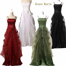 Maternity Formal dresses Quinceanera Graduation party Ball Gown Bridesmaid Dress