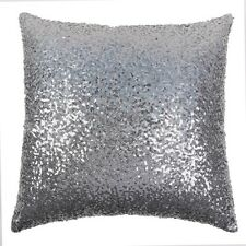 Shiny Bling Glittering Scaly Sequins Pillow Case Sofa Cushion Cover Multicolors