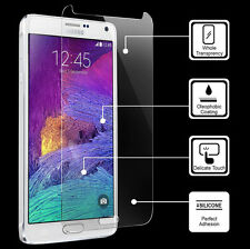 Real Tempered Glass Screen Protector Samsung Galaxy S3/4/5/6 Note2 3 4 NEW