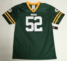 Green Bay Packers Clay Matthews CM3 52 Official NFL Youth Jersey New With Tags