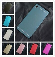 Luxury Motomo Metal Aluminum Brushed Hard Skin Case Cover For Sony Xperia Phones