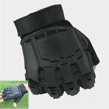 Outdoor Sports Half Finger Cycling Gloves Military Tactical Airsoft Protection