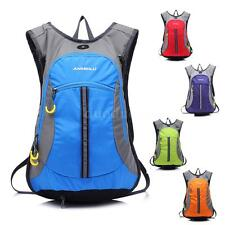 Shoulder Outdoor Cycling Bicycle Bike Riding Backpack Travel Hiking Camping Bag