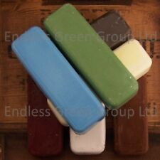 Buffing Wax - Polishing Compound Bar to Polish Metal - Plastic - Wood  110g