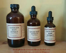 NETTLE LEAF Herbal Tincture Extract, 2, 4, 8 oz, Made in Maine, Allergy, Immune