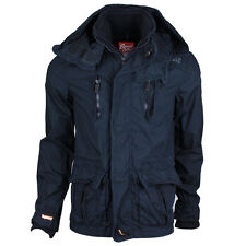 Superdry Mens Jacket Checkpoint Lite Black, New Superdry Mens Summer Jacket
