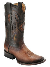 Rodeo Smooth Ostrich Cowboy Western Boot by Cuadra  2P02AB
