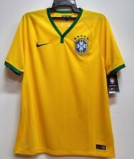 BNWT BRAZIL BRASIL HOME WORLD CUP KIT FOOTBALL SOCCER JERSEY TRIKOT 2014