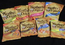 STORCK Werther's Original Candy-{YOU CHOOSE:Hard,Chewy,Caramel,Sugar Free}2 BAG