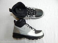 Nike Manoa LTH boots Youth GS new 472648 020 Silver ACG boys girls