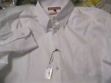 NWT THOMAS PINK SHIRT POCKET YEAR ROUND CLASSIC OXFORD HIGRADE NOT OUTLET GRADE