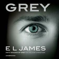 Grey: Fifty Shades of Grey as Told by Christian by E.L. James (English) Free Shi