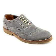 Tommy Hilfiger Straus Mens Wingtip Leather Oxfords Shoes