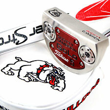 CUSTOM Scotty Cameron Mallet Putter GoLo5 The Bulldog Edition with headcover