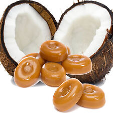 COCONUT BUTTERSCOTCH Bath Body & Massage Oil EXTRA STRONG TRIPLE SCENTED