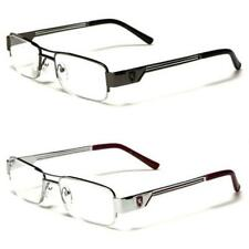 Khan Mens Womens Metal Reading Glasses +1.25+1.5+1.75+2.0+2.25+2.5+2.75 +3 RK5