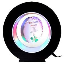 Round Ball Shape Magnetic Anti Gravity Floating Photos Picture Frame Levitating