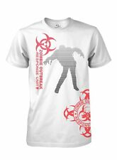 Proud - Zombie Outbreak Response Team T-Shirt / Hunter Zombie Apocalypse Tee Red