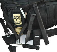 Echo-Sigma Emergency BUG OUT BAG. SOG Special Edition. Survival and Safety