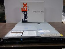 IBM xSeries 336 883701U Server 2x2.8GHz 2GB DVD no drives Dual power 8837-01u