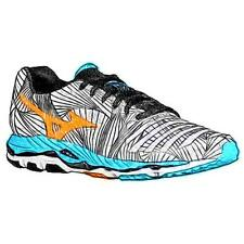 Mizuno Wave Paradox - Women's Running Shoes (WT/Bright Marigold/Aquarius Width: