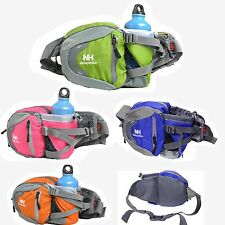 2015 New Outdoor Sport Waist Bag Pack Purse Fanny Hip Pouch Water Bottle Hiking
