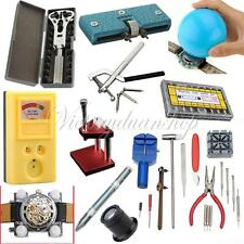 Horologe Watch Link Pins Battery Case Opener Holder Remover Repair Kit Tools Kit