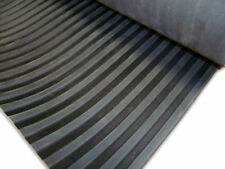 Heavy Duty BROAD Ribbed Horsebox Trailer Rubber Matting 2m x 5mm FREE DELIVERY