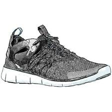 Nike Free Viritous - Women's Running Shoes (BK/Cool GY/Pure Platinum/BK Width:M