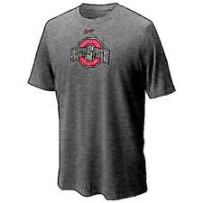 Nike College Dri-FIT Logo Legend Basketball T-Shirt - Men's Ohio State Buckeyes