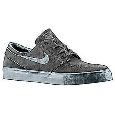 Nike SB Zoom Stefan Janoski - Men's Casual Shoes (Black/Anthracite Width:Medium)