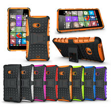 New Fashion Top Hybrid Protect Impact Case Cover For All Nokia Lumia Phone