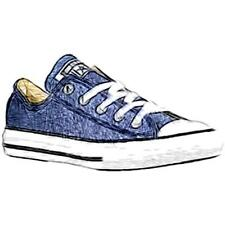 Converse All Star Ox - Boys' Preschool Basketball Shoes (Navy)